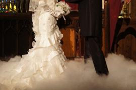 結婚式の演出