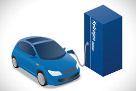 燃料電池 自動車(FCV)用燃料