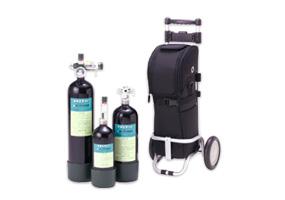 酸素ガス(FRPボンベ)